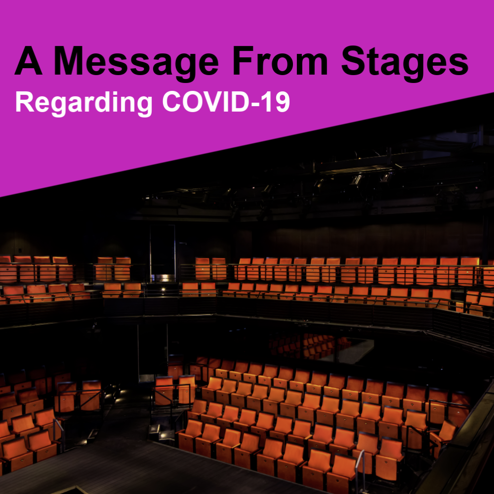 A Message about Covid19